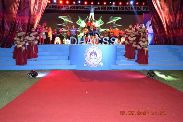 DHACSS Grand Finale - 2020 (LYRICAL PERFORMANCE)
